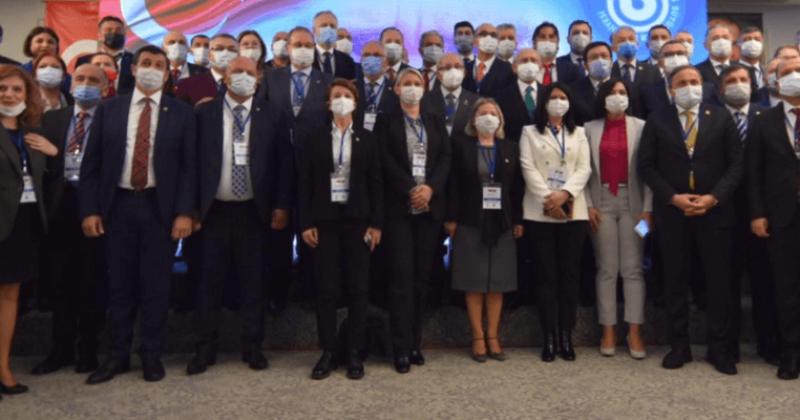 Başkan Gökhan, Balkan Ülkeleri Çalıştayına Katıldı