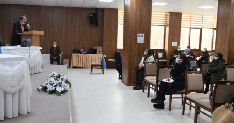 Başkan Vekili Ünüvar ÇYDD Genel Kuruluna Katıldı