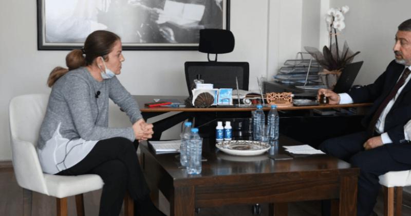 Başkan Yardımcısı Ünüvar ve Prof. Dr. Demir, Pandeminin 65 Yaş Üzerine Etkilerini Konuştu