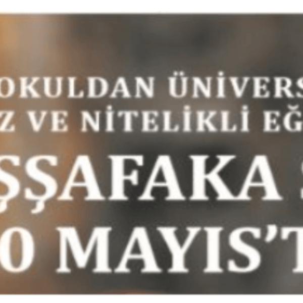 Darüşşafaka Sınavı 30 Mayıs'ta 28 İlde Yapılacak