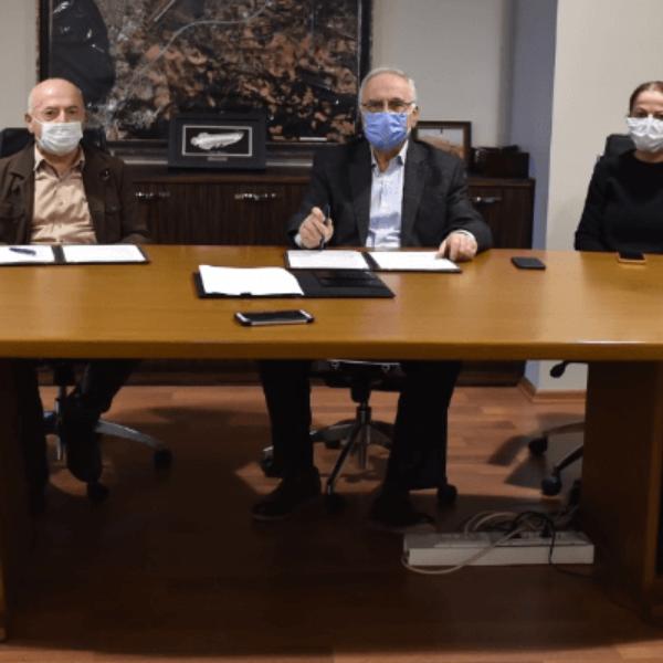 Spastik Özürlü Çocuklar Eğitim Vakfı İle Protokol İmzalandı
