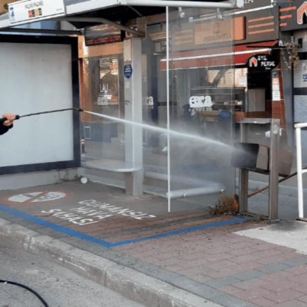 Temizlik ve Dezenfeksiyon Çalışmaları Hız Kesmiyor