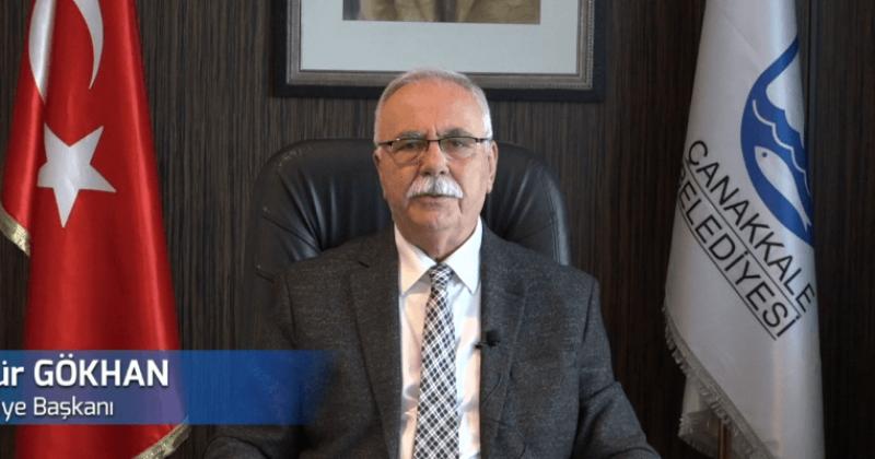 Belediye Başkanı Ülgür Gökhan'dan Çanakkale Halkına Çağrı