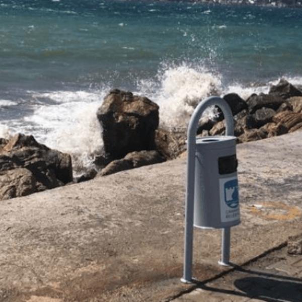 Çöp Sepetleri Yenileniyor
