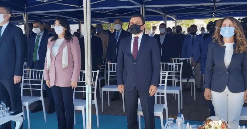 Bakan Selçuk Çanakkale'deydi
