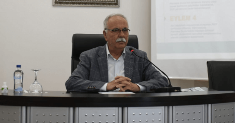 Başkan Gökhan, Marmara Denizi Koruma Eylem Planını Kamuoyuyla Paylaştı