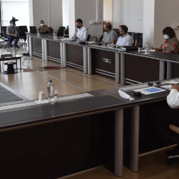 Başkan Gökhan Rimini Heyeti İle Müsilaj Sorununu Konuştu