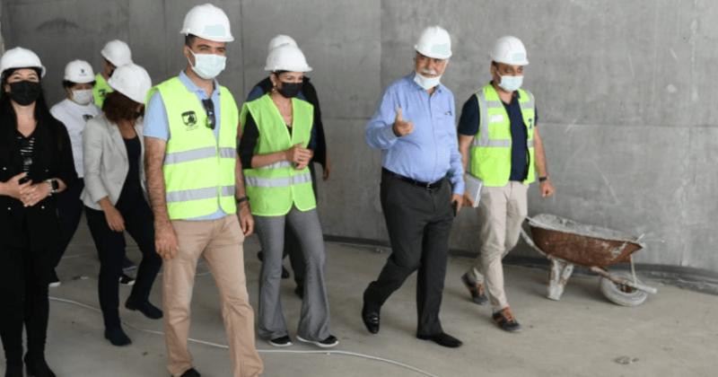 Başkan Gökhan Yeşil Yerel Yönetim ve Kültür Merkezi Çalışmalarını İnceledi