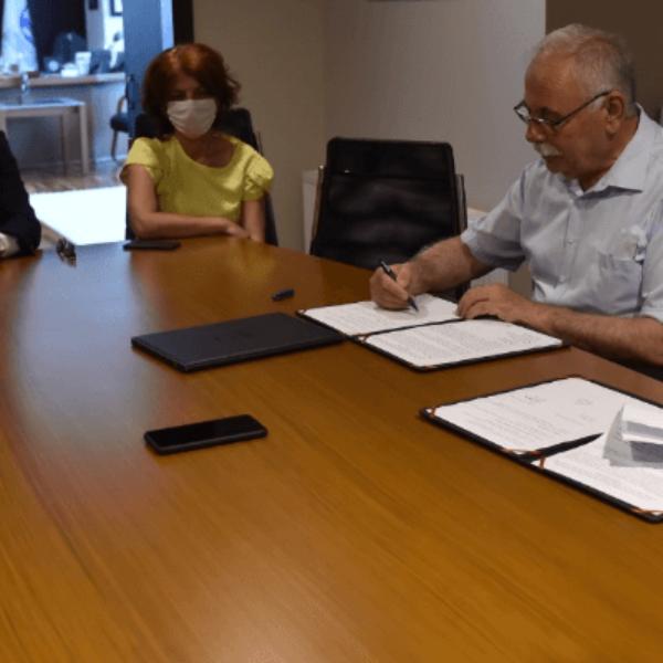 Tapu İl Müdürlüğü ile Veri Paylaşımı Protokolü İmzalandı