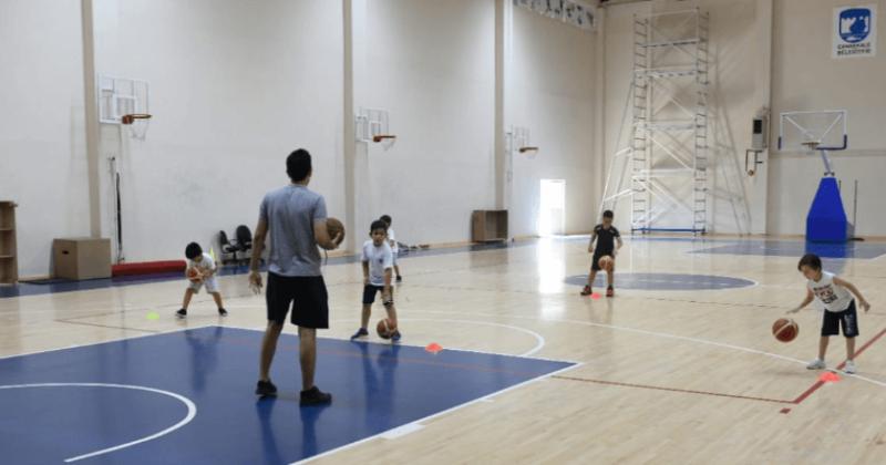 Belediyespor Yaz Spor Okulları Devam Ediyor