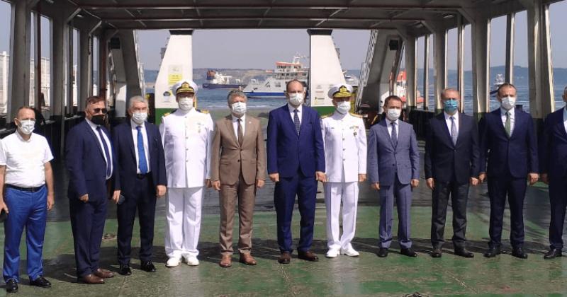 Denizcilik ve Kabotaj Bayramı Törenlerle Kutlandı