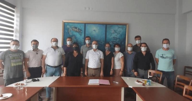 Karina Deniz Kültürü Merkezi İçin İmzalar Atıldı