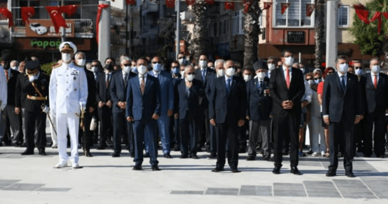 30 Ağustos Zafer Bayramı Tören ve Etkinliklerle Kutlandı