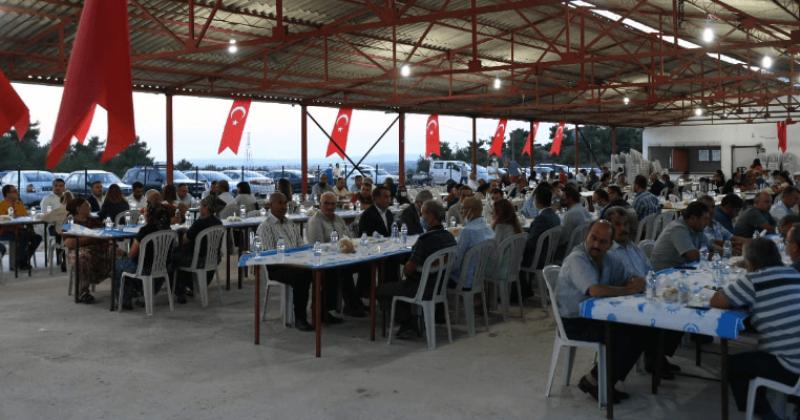 Kayadere Köyü'nde Muharrem Orucu İftarı Gerçekleşti