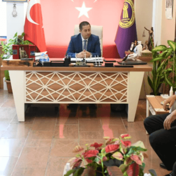Başkan Gökhan Ahilik Haftasında Esnaflar İle Bir Araya Geldi