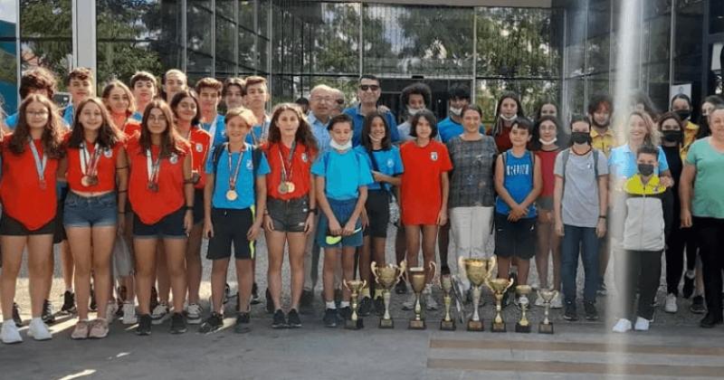 Çanakkale Belediyespor Yönetimi Sporcularla Kahvaltı Etkinliğinde Bir Araya Geldi