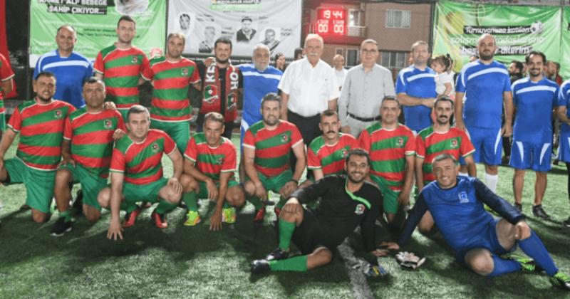 Müdürlükler Arası Futbol Turnuvası Ödül Töreni ile Son Buldu