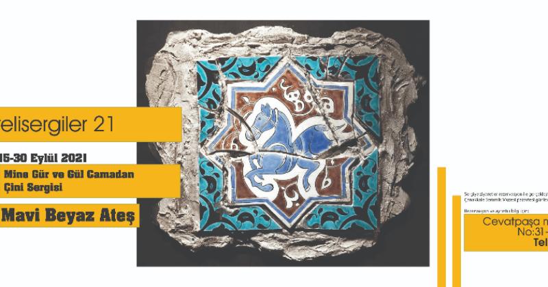 Seramik Müzesi'nde Çini Sergisi