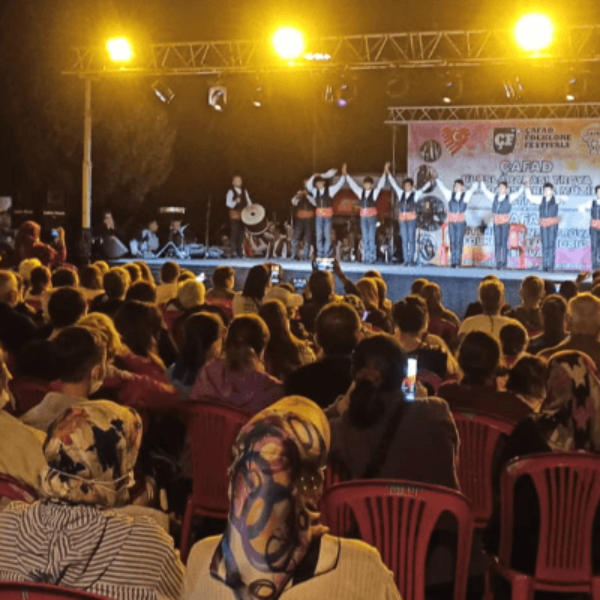 Troya Halk Oyunları Festivali Son Buldu