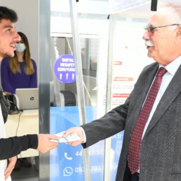 Başkan Gökhan Kart Basım Merkezini Ziyaret Etti