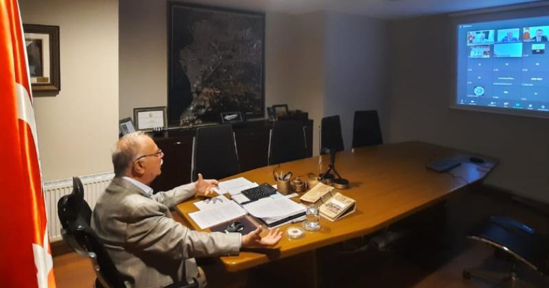 Başkan Gökhan MARUF Toplantısına Katıldı