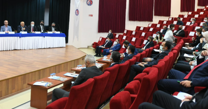 ÇOMÜ Dış Paydaş Değerlendirme Toplantısı Gerçekleştirildi