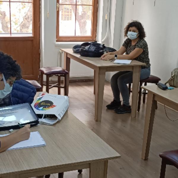 Yazar ve Sanatçı Evinde Atölyeler Başladı