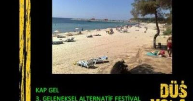 'Kap Gel!' 3. Geleneksel Alternatif Festival