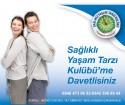 Sağlıklı Yaşam Tarzı Kulübü Yenilenen Ürünleri ve Programlarıyla Sizlerle